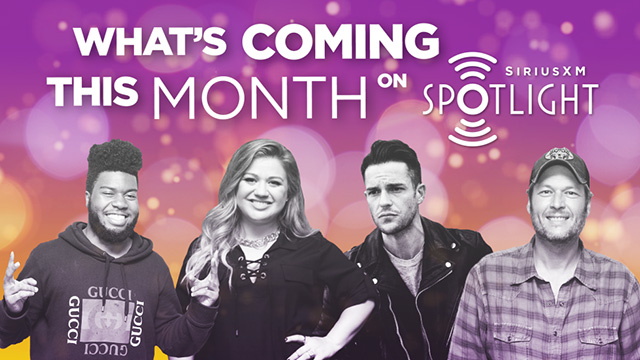 What's coming this month on Spotlight