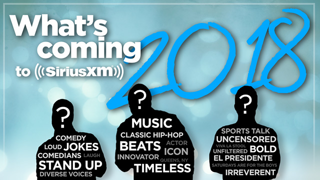 What's coming to SiriusXM