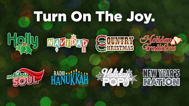 Turn On The Joy.