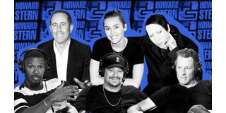 Howard Stern guests
